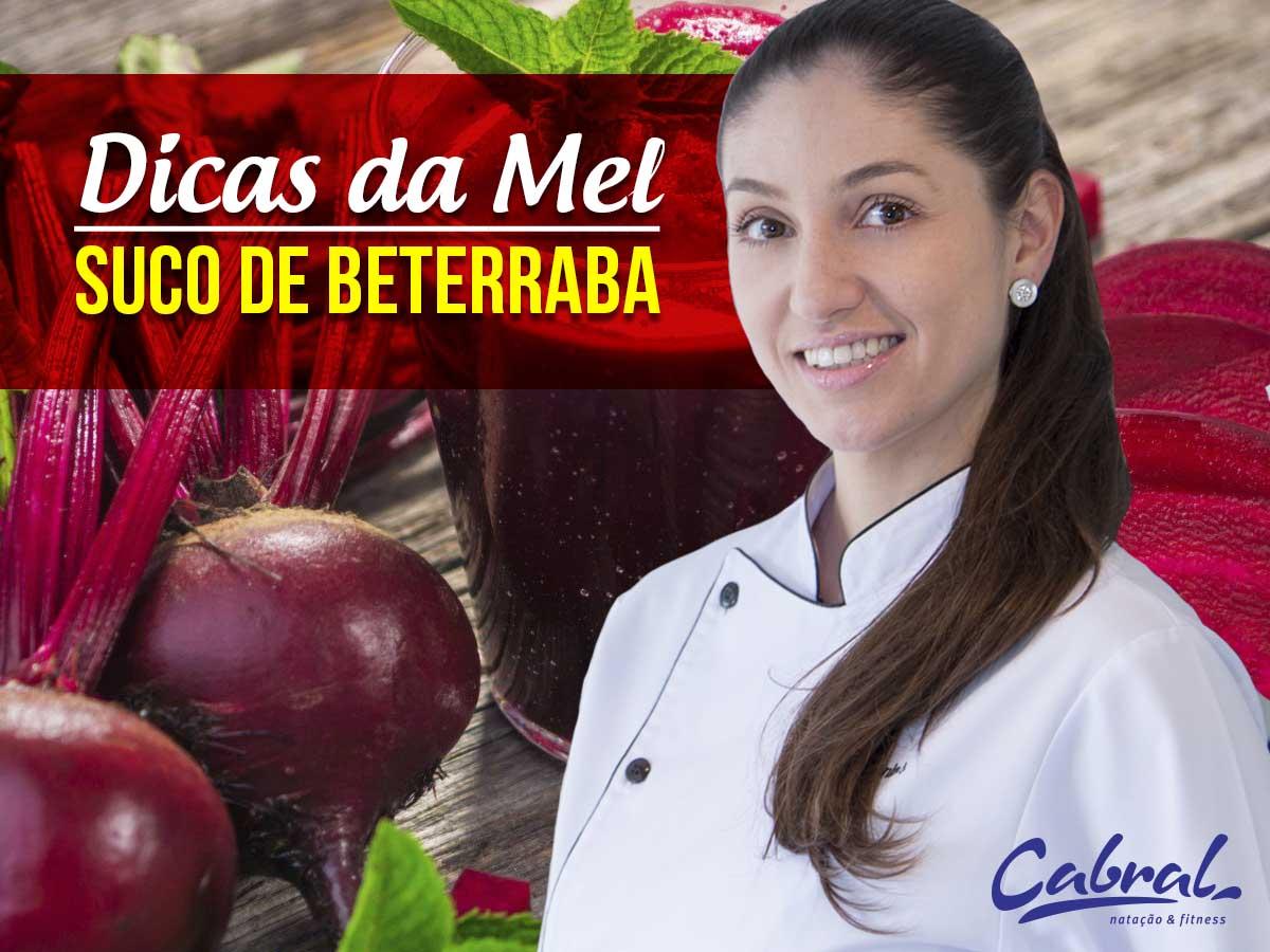 2909 DICAS DA MEL – SUCO DE BETERRABA
